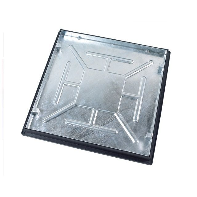 Manhole Cover 450x450X45mm Recessed Lock /& Sealed Shallow by MCD Company
