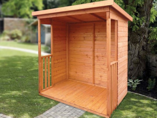 Gretton Compact Storage Unit / Shelter