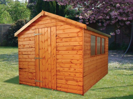 Warwick Adaptable Shed and Workshop