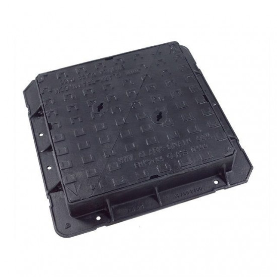 600 x 600 HA104 D400KN Double Triangular Cover and Frame