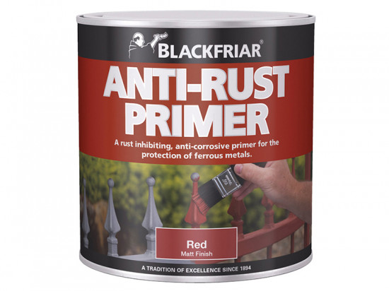 Anti-Rust Primer Quick Drying 1 Litre