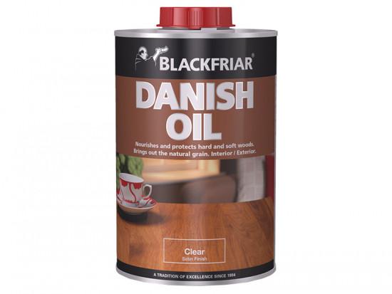 Danish Oil Clear 1 Litre