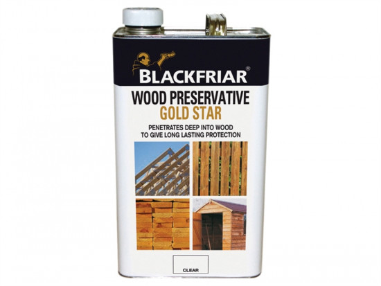 EXT Wood Preserver Gold Star