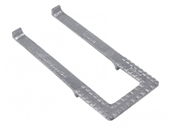Step For Manhole Galvanised Slip Resistant CLKS 213