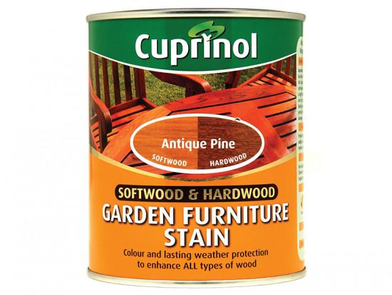 Softwood & Hardwood Garden Furniture Stain 750ml