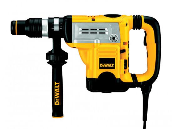 D25601K SDS Max Combination Hammer 6kg 1250 Watt 110 Volt