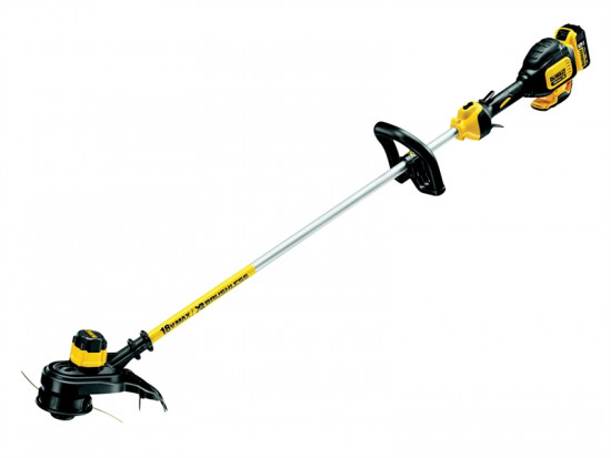 DCM561P1 XR Brushless String Trimmer 18 Volt 1 x 5.0Ah Li-Ion