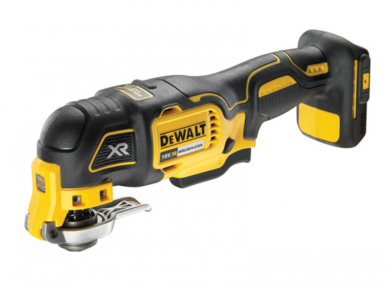DCS355D1 XR Brushless Oscillating Multi-Tool 18 Volt 1 x 2.0Ah Li-Ion
