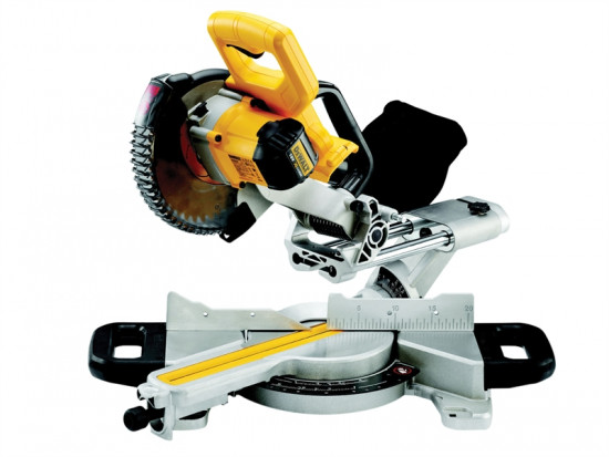 DCS365M2 Cordless XPS 184mm Mitre Saw 18 Volt 2 x 4.0Ah Li-Ion