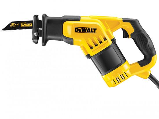 DWE357K Compact Reciprocating Saw 1050 Watt 110 Volt