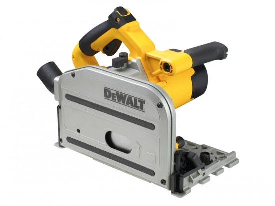 DWS520KTL Heavy-Duty Plunge Saw with Guide Rail 1300 Watt 110 Volt