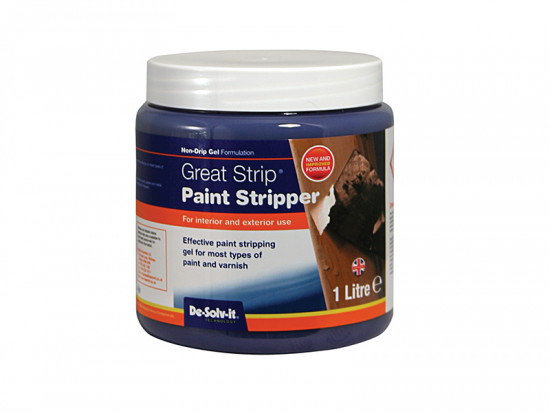 Great Strip Paint Stripper 1 Litre