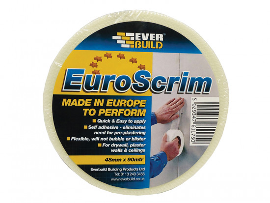 EuroScrim Tape 100mm x 90m