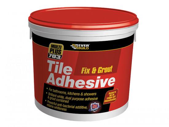 Fix & Grout Tile Adhesive 1 Litre