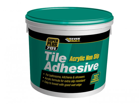 Non Slip Tile Adhesive 10 Litre 16kg