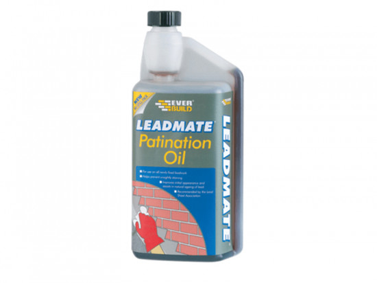 Lead Mate Patination Oil 1 Litre