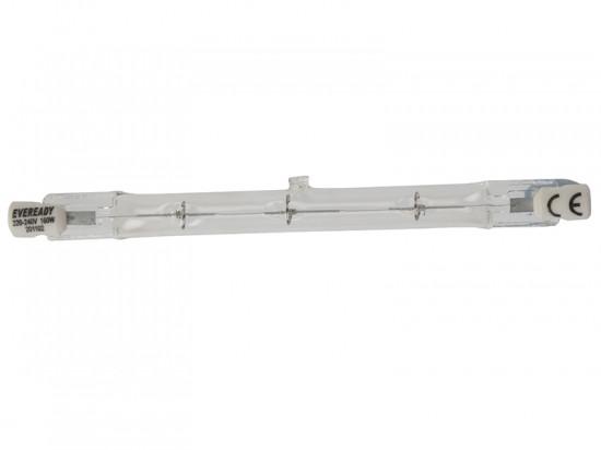 118mm Linear ECO Halogen Bulb 240v 160 Watt (200 Watt) Card of 2