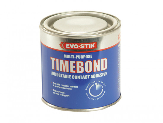 Timebond Contact Adhesive - 1 Litre
