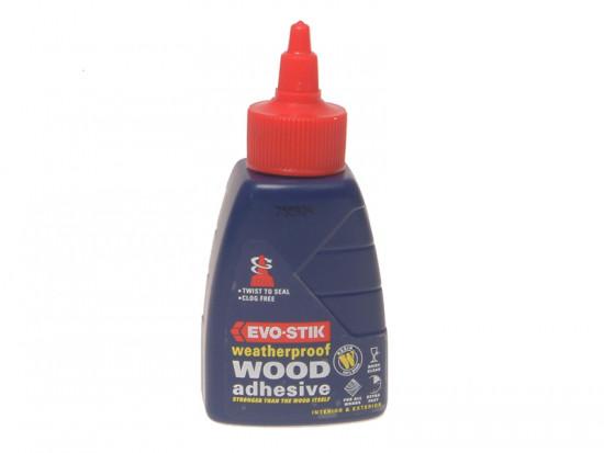717916 Weatherproof Wood Adhesive 1 Litre