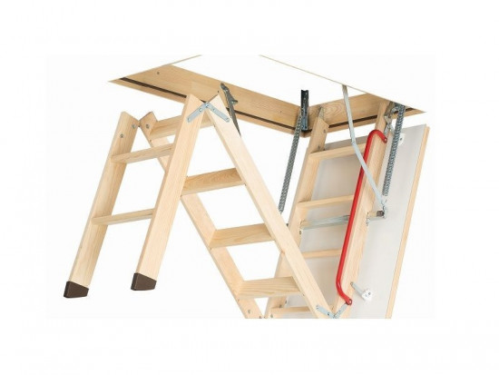 Komfort LWK Wooden Loft Ladder