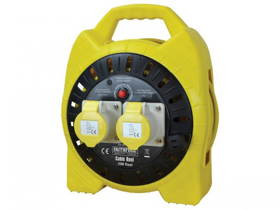 Enclosed Cable Reel 16 amp