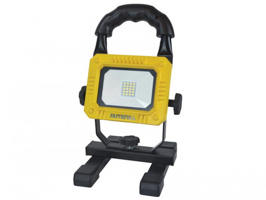 Rechargeable SMD LED Work Light with Magnetic Base 900 Lumens 10W