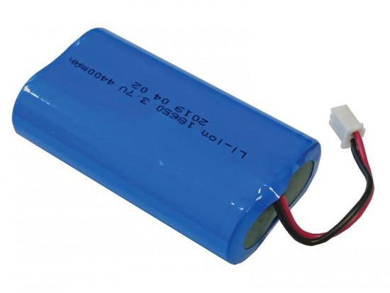 Replacement Battery 3.7V 4400mAh for FPPSLLEDPOD2