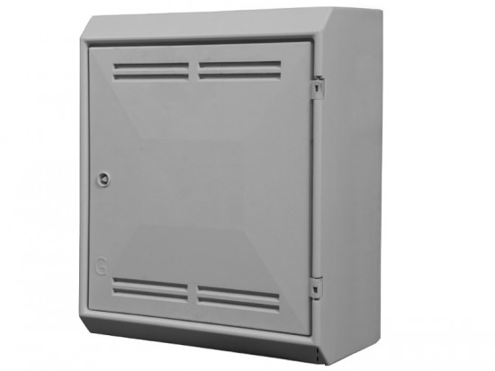Surface Mounted Gas Meter Box GB0002