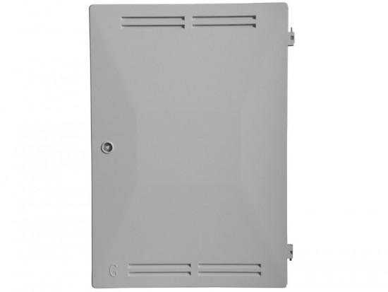 Built In Gas Meter Box Spare Door 383mm x 550mm White