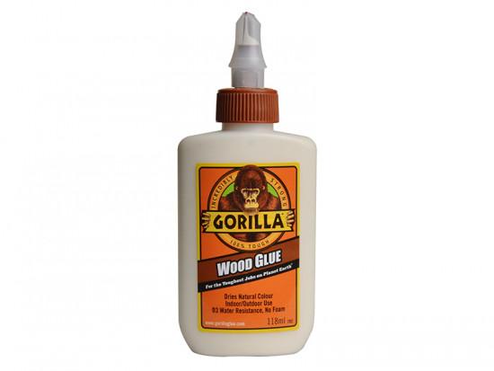 Gorilla PVA Wood Glue 118ml