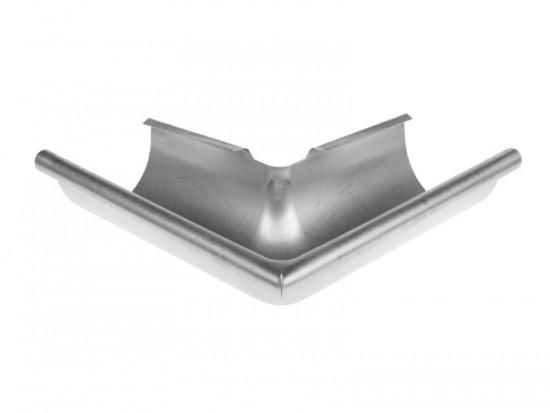 Steel Half Round 90 deg External Angle 150mm Diameter