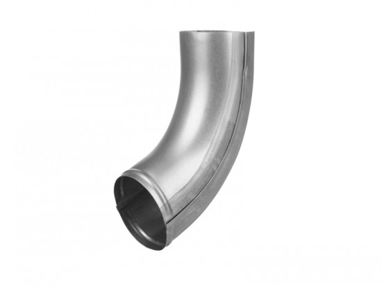 Steel Circular Pipe Shoe 163mm 80mm Diameter