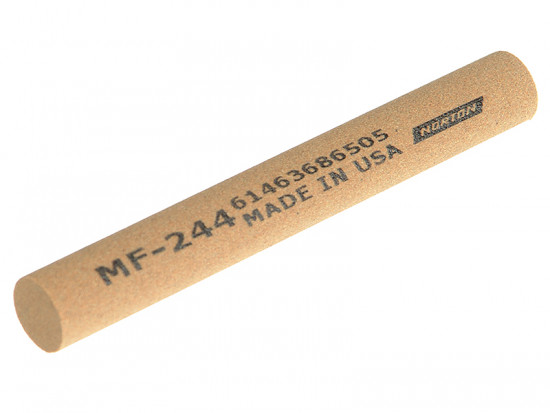 CF214 Round File 100mm x 6mm - Coarse