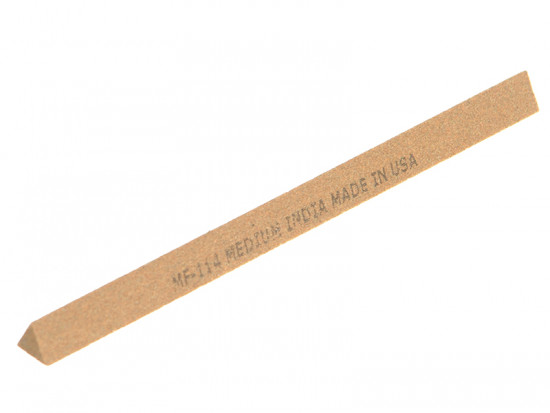 MF114 Triangular File 100mm x 6mm - Medium