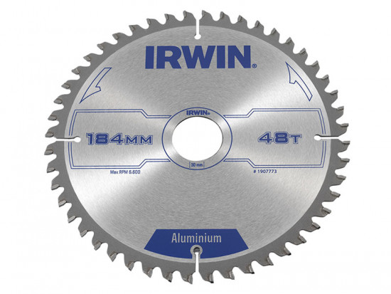 Professional Circular Saw Blade 250 x 30mm x 100T - Aluminium