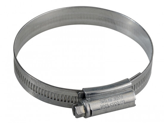 1 Zinc Protected Hose Clip 25 - 35mm (1 - 1.3/8in)