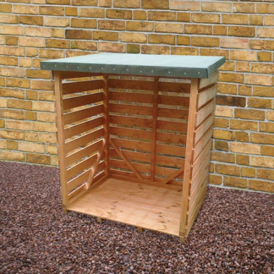 Logstore Treated Compact Storage Unit / Shelter 1.2 x 0.76m