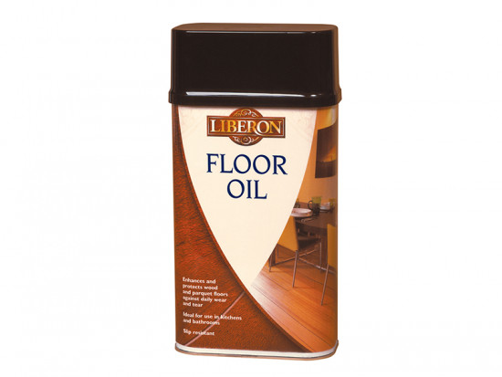 Wood Floor Oil 1 Litre
