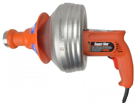 SV-F Super-Vee Power Drain Cleaner 110 Volt