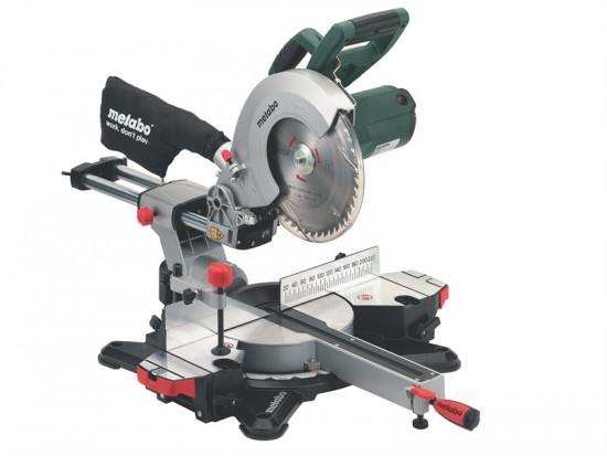 KGS-216MN 216mm Sliding Mitre Saw 1500 Watt 110 Volt
