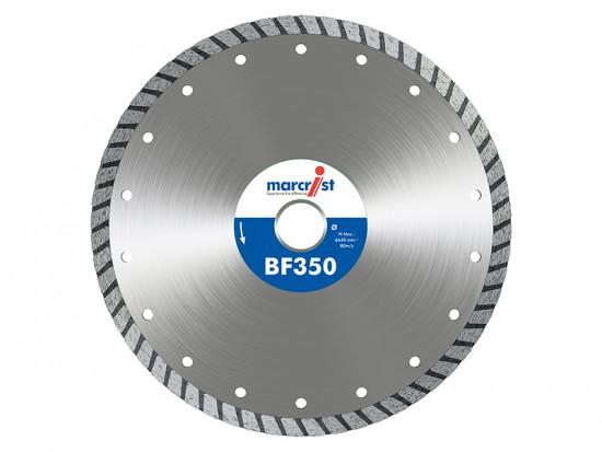 BF350 Turbo Diamond Blade 115mm x 22.2mm