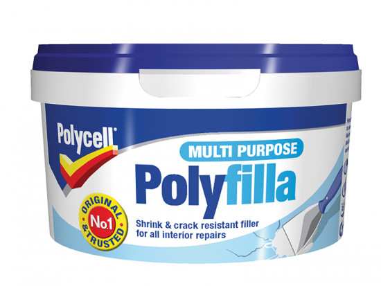 Multi Purpose Polyfilla Ready Mixed 1kg