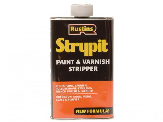 Strypit Paint & Varnish Stripper New Formulation 1 Litre