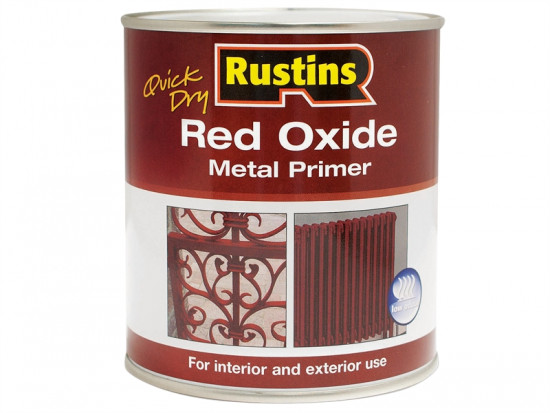 Quick Dry Red Oxide Metal Primer