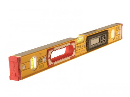 196-2 Electronic Spirit Level IP65 3 Vial 17672 100cm