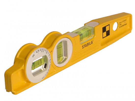 81SV REM W360 Rare Earth Magnetic Torpedo Level 25cm Rotating
