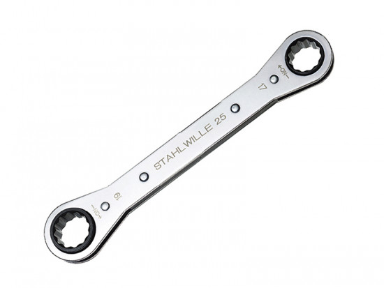 Ratchet Ring Spanner 10 x 11mm