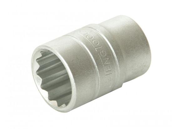 Bi-Hexagon Socket 12 Point 1/2in Drive 10mm