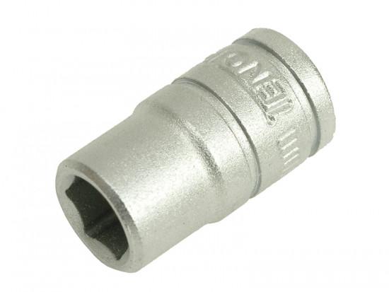 Hexagon Socket 6 Point Regular 1/4in Drive 10mm