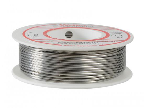 EL60/40-100 Electronic Solder Resin Core 100g